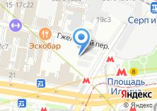 Компания «Русский лен» на карте