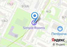 Компания «Московская школа музыки» на карте