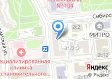 Компания «VANCLIFF» на карте
