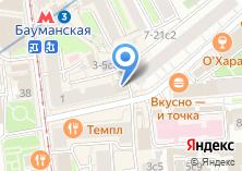 Компания «Фотоэлемент» на карте
