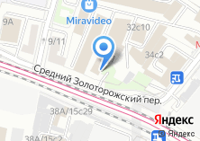 Компания «Креатор-АВ» на карте