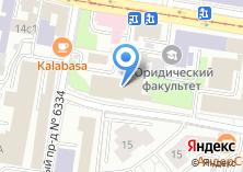 Компания «Комондор» на карте