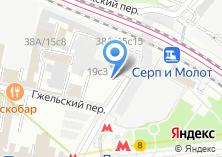 Компания «Ремонт окон Площадь Ильича» на карте