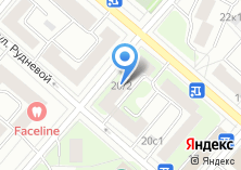Компания «Стоматологическая клиника ВитаДент» на карте