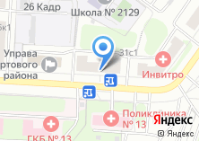Компания «Магазин мебели и штор» на карте