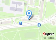 Компания «ЖалюзиБеста» на карте