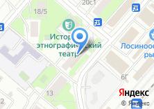 Компания «Malakhovka» на карте