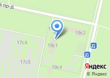 Компания «Молодильное Яблоко» на карте