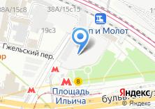 Компания «Евровещь» на карте