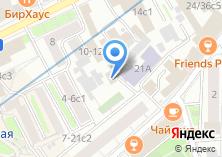 Компания «Окуляр» на карте