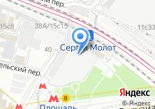 Компания «Фабрика» на карте