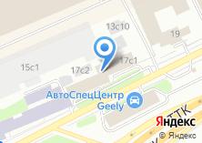 Компания «ЦЕНТР МЕДИЦИНСКОГО ПРАВА» на карте