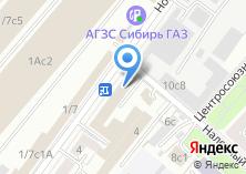 Компания «ФПК Трансагентство» на карте
