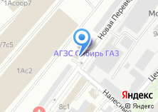 Компания «АЗС Джет Петролеум» на карте