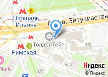 Компания «Народный кредит» на карте