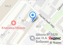 Компания «ДиТиАй Рус» на карте