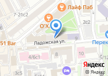 Компания «TeXet» на карте