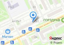 Компания «МосРосРитуал» на карте