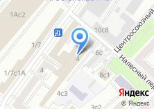 Компания «Гелион Плюс» на карте