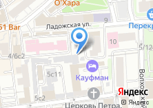 Компания «Комплексные системы» на карте