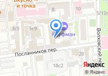 Компания «Galina Lugina» на карте