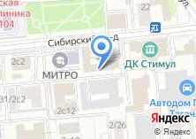Компания «Стеклолюкс» на карте