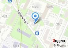 Компания «New forms» на карте