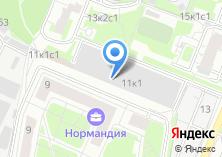 Компания «Веха» на карте