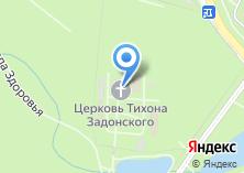 Компания «Храм святителя Тихона Задонского в Сокольниках» на карте