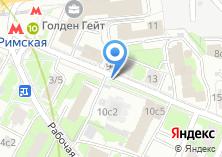 Компания «Часовня Новомучеников и Исповедников Российских у Рогожской заставы» на карте