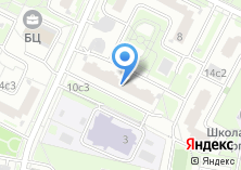 Компания «Медицинский центр на Новорогожской» на карте