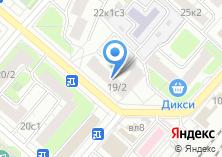 Компания «Элиго М» на карте