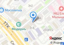 Компания «Планета Шелезяка» на карте