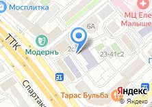 Компания «Mirra» на карте