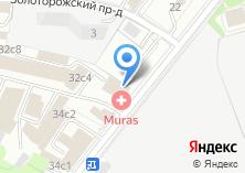 Компания «Primex Post» на карте