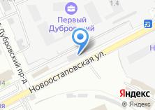Компания «ДжипАвтодром» на карте