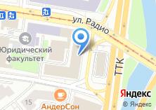 Компания «Антивирусные решения» на карте