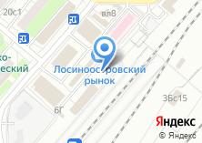 Компания «Магазин постельного белья» на карте