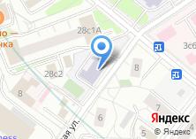 Компания «Гимназия №1530» на карте