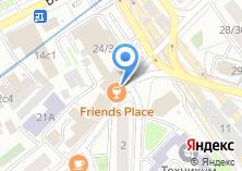 Компания «АЛВИСЕ» на карте
