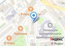 Компания «Очарование» на карте