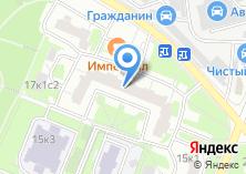 Компания «Инженерная служба Лосиноостровского района» на карте