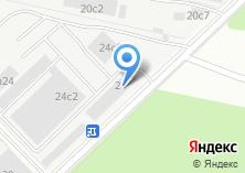 Компания «Юнипак» на карте