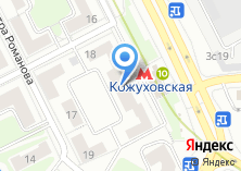 Компания «ЭЛКОНВ» на карте