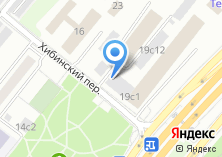 Компания «Ардис Студио» на карте