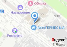 Компания «Авалюкс» на карте
