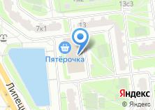 Компания «ГазТеплоПрибор» на карте