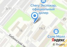 Компания «Московско-Рязанский региональный центр связи» на карте