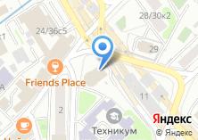 Компания «Пожарно-спасательный отряд №202» на карте