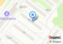 Компания «Участковый пункт полиции Ярославский район» на карте